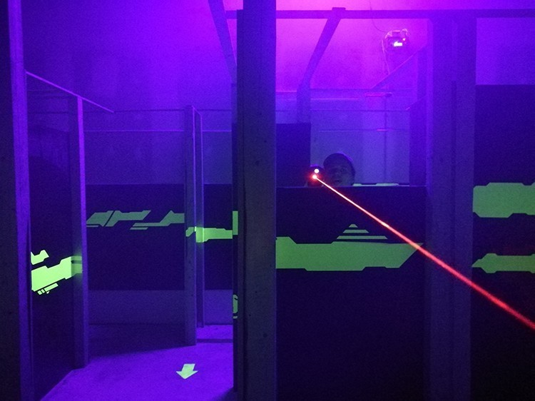 Laser Game Brossard